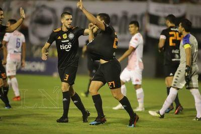 Mira desde arriba: Olimpia goleó a San Lorenzo