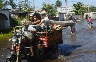 Alertan que 70% de Bañado Tacumbú está afectado y la SEN no reacciona