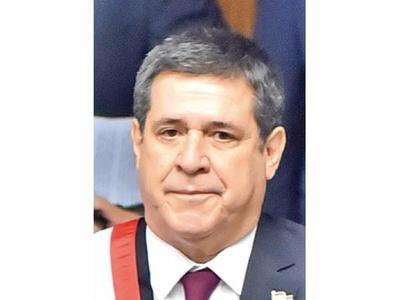 Las conexiones políticas con  que cuenta       Darío Messer en el país