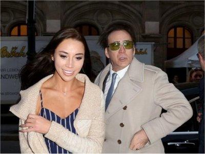 Nicolas Cage quiere anular su matrimonio