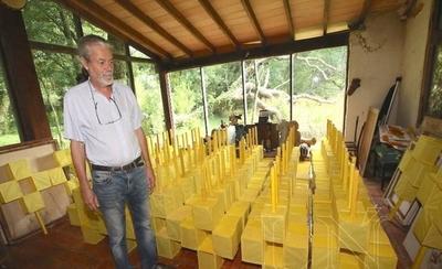Tañarandy convoca a artesanos y familias para retablo en Semana Santa