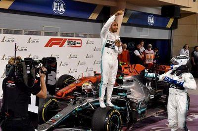 Hamilton conquista el GP de Baréin