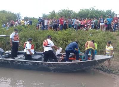 Hallan cuerpo sin vida en el río Paraguay