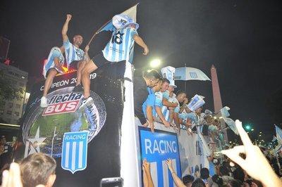 Racing empató con Tigre y se consagró campeón de la Superliga argentina » Ñanduti