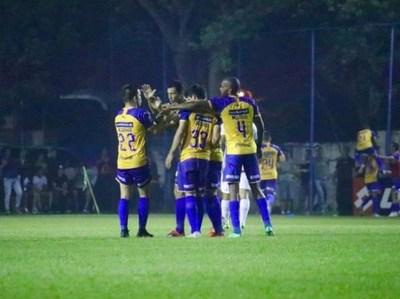 Luqueño sigue por la senda victoriosa mientras que Guarani no pudo ganar