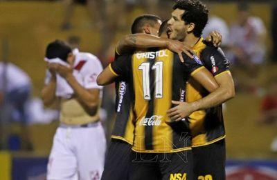 La lista aurinegra para la Sudamericana