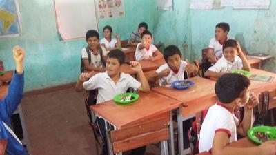 Almuerzo escolar: incierto panorama hasta ahora