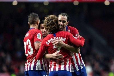 El Atlético mete presión