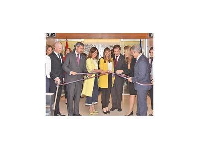 Nestlé inauguró su  centro de operaciones en Asunción