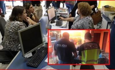 """Red de trata de personas desbaratada en """"Operativo Chipa"""""""