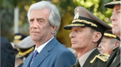 En Uruguay descabezan cúpula militar por atropellos a los DD.HH.