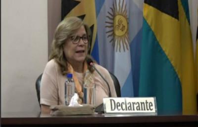 Ordenan al Estado paraguayo adopte medidas para que cese proceso contra Cristina Arrom