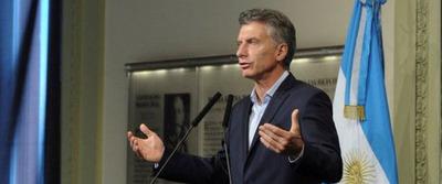 Argentina pide al FMI dispensa para no presentar informe