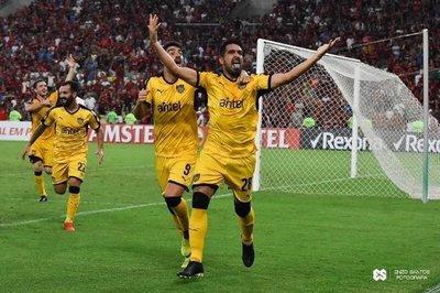 Maracanazo de Peñarol ante Flamengo
