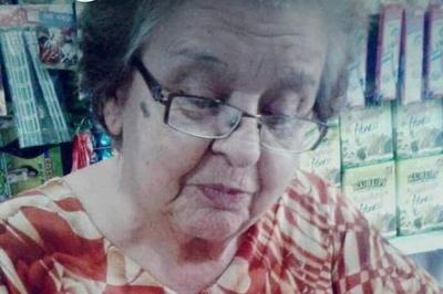 Mujer de 78 años muerta de   balazo en la cabeza: hablan de