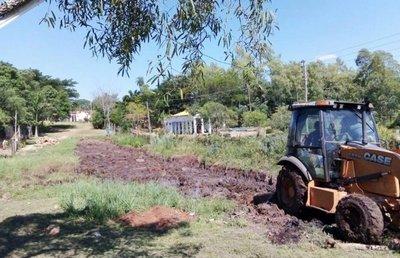 Intendente destaca proyectos de obras de envergadura en la ciudad