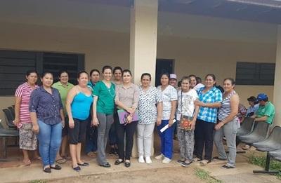 A 520 km. de Asunción: Campo Aceval ya cuenta con una doctora