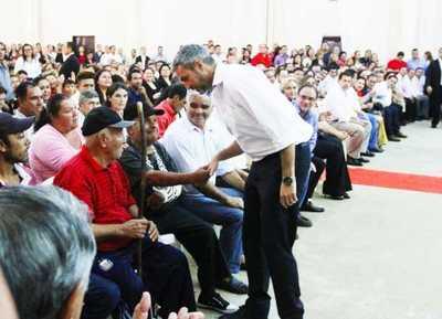 Productores de Paraguarí reciben G. 3.300 millones en aportes del Gobierno