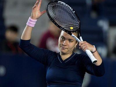 Muguruza celebra que las tenistas mujeres sean tan valoradas como los hombres