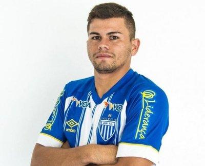 "Segundo gol de ""Peta"" Brizuela en Brasil"