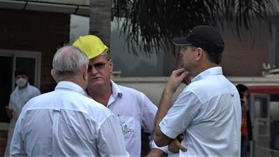 Más de 650 empleados de Frigochorti afectados tras siniestro