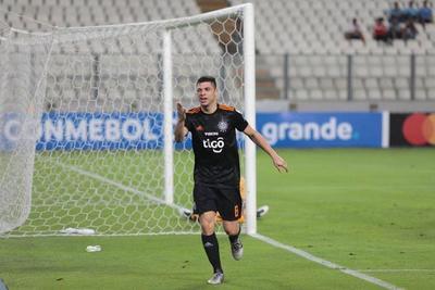 Olimpia golea y es líder en Copa Libertadores