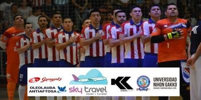 Paraguay-Marruecos en cuartos de final del mundial de Fútbol de Salón