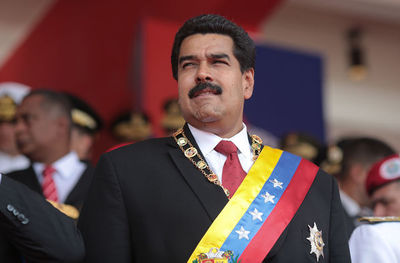 Maduro llamó a la población a ahorrar agua