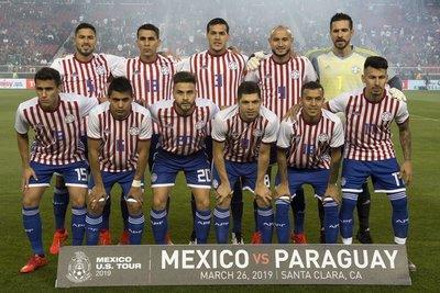 Paraguay descendió al puesto 36