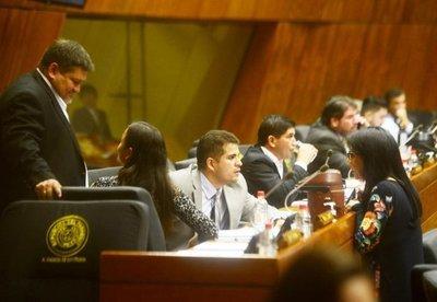Diputados de ANR y PLRA traban publicar sus bienes