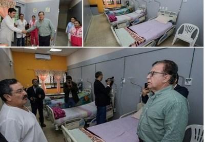 Yacyretá entregó importantes equipamientos médicos a hospitales de Misiones