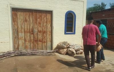 Damnificados reciben solidaridad del sector rural