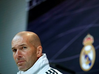 Zidane reconoce que no tiene aún la lista de prescindible