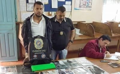 Brasileño acusado por intentar enviar cocaina a través del correo