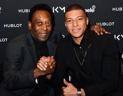"""Pelé está """"listo para jugar de nuevo"""""""