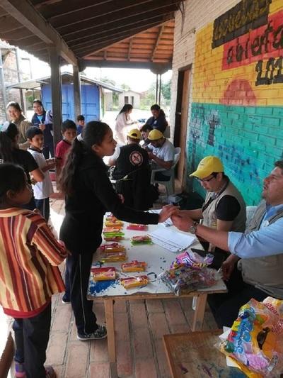 Chagas: 1.850 niños beneficiados con actividades preventivas en el Chaco