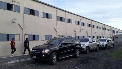San Pedro: Habilitan ampliación de cárcel
