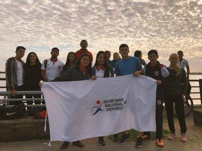 Conmemoran el Día Mundial de la Actividad Física, en la Costanera