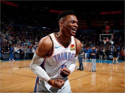 Westbrook vuelve a ser protagonista