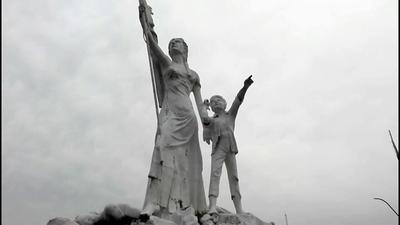 Coordinan acciones para la puesta en valor del Monumento de Las Residentas