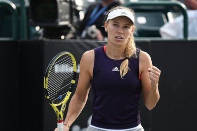 Wozniacki regresa a la final
