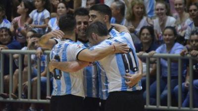 Argentina y Brasil definirán el título del Mundial de Fútbol de Salón