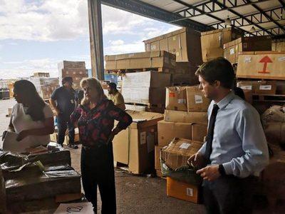 Dinapi logró incautar mercaderías falsificadas por valor a US$ 5.800.000