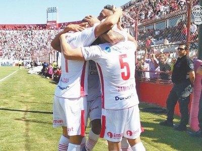 """PARAGUAYOS Y CON COPA: Lucas y Sicario """"gritaron"""""""