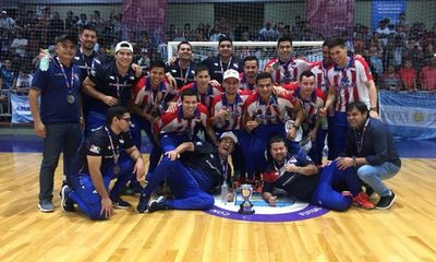 Paraguay queda tercero en el Mundial de fútbol de salón