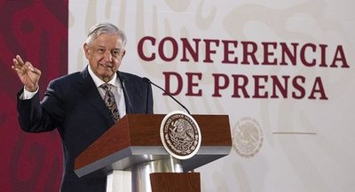 López Obrador: México tiene las puertas abiertas para buscar una salida pacífica en Venezuela