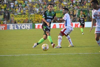Matías Rojas, goleador y vicecampeón con Defensa y Justicia