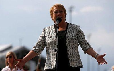 """Bachelet pide al Gobierno de México """"cambios de fondo"""" en el sistema judicial"""