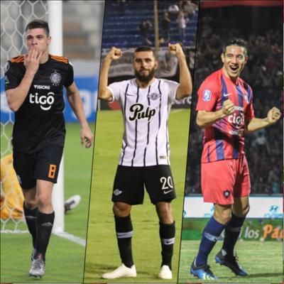 Semana clave para los equipos paraguayos en la Copa Libertadores