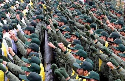 EE.UU. declara como grupo terrorista a la poderosa fuerza militar iraní